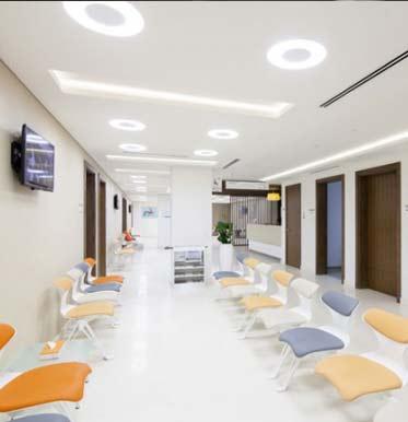 Architectual Medical Lighting